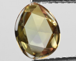 1.05 Cts Amazing Rare Natural Fancy Brown Sapphire Loose Gemstone