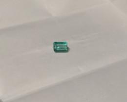 0,95ct  Colombian Natural Emerald Ref 41/43 Colombian Emerald natural emera
