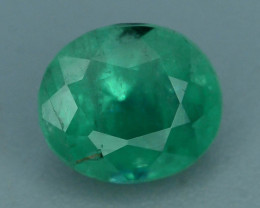 0.80 ct Wonderful Color Emerald ~Panjshir