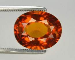 Natural 4.55Ct Unheated Cinnamon Hessonite Garnet from Ceylon