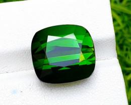 Tourmaline, 16.10 Carat Green Color Natural Tourmaline Gemstone