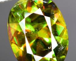 7.10 carats fiery Sphene Gemstone