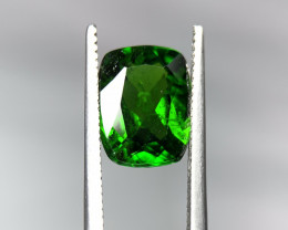 2.84 Cts  Natural Chrome  diopside  Gemstone