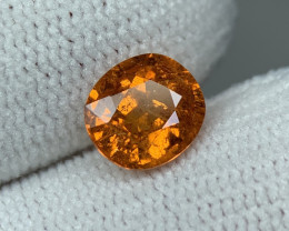 2.13 CTS MARVELOUS NATURAL TOP FANTA-SPESSARTITE DAZZLING