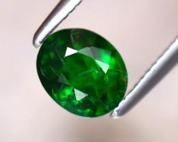 Tsavorite 0.91Ct Natural Intense Vivid Green Color Tsavorite Garnet EF2730