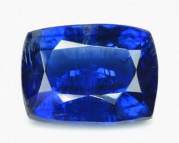 1.72 Cts Fancy Royal Blue Color Natural Kyanite Gemstone
