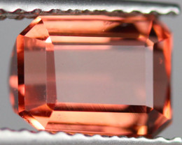 1.65 CT Padparadscha Color Copper Bearing Mozambique Tourmaline-PTA360