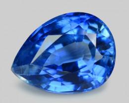 1.60 Cts Fancy Royal Blue Color Natural Kyanite Gemstone