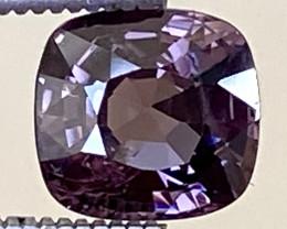 1.50 Ct Natural Spinel Sparkiling Luster Top Quality Gemstone. SP 33