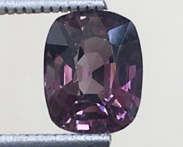 1.35 Ct Natural Spinel Sparkiling Luster Top Quality Gemstone. SP 35