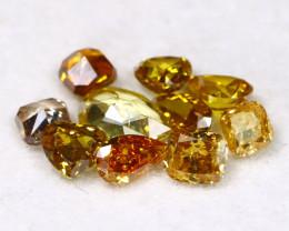Fancy Diamond 1.02Ct Natural Untreated Fancy Color Diamond B2312