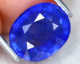 Blue Sapphire 2.92Ct Oval Cut Royal Blue Sapphire C2306