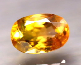 Tourmaline 1.34Ct Natural Golden Yellow Tourmaline DR395/B19