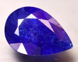 Ceylon Sapphire 11.00Ct Royal Blue Sapphire DR403/A23