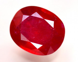 Ruby 14.88Ct Madagascar Blood Red Ruby DR404/A20