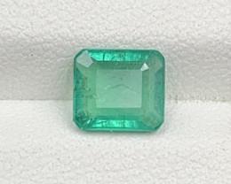 1.26 ct Natural color Emerald gemstone