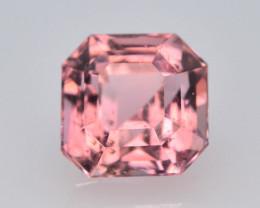 Majestic Color 3.45 ct Natural Afghan Baby Pink Tourmaline ~ GA