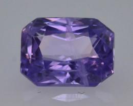 Top Color 1.10 ct Natural BLUE Sapphire
