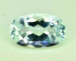 NR 5.60 cts Natural Aquamarine Gemstone