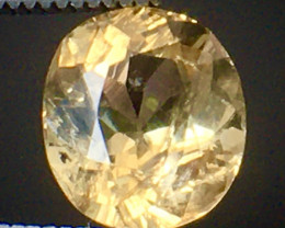 1.30 Ct Axinite World's Rarest Top Luster Gemstone From Pakistan. AX 16