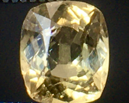 0.95 Ct Axinite World's Rarest Top Luster Gemstone From Pakistan. AX 30