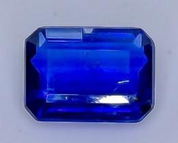 1.75 Crt Natural Kyanite  Faceted Gemstone.( AB 16)