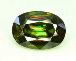 4.20 Carats Top Grade Natural Sphene Titanite From Pakistan