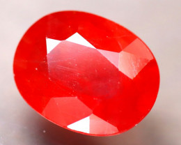 Sapphire 4.72Ct Natural Reddish Orange Sapphire ER289/A38