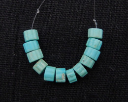 10cts Lucky Turquoise ,Handmade Gemstone ,Turquoise Parcel ,Lucky Stone H51