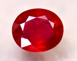 Ruby 9.52Ct Madagascar Blood Red Ruby ER294/A20