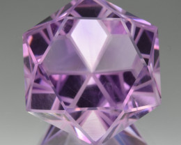 Natural Amethyst 47.37 Cts Top Quality with Precision Cut
