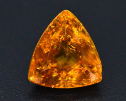 Persian Cut~ Rare AAA Fire 2.70 ct Imperial Sphene ~ AG