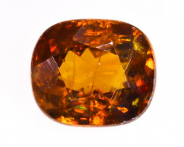 Rare AAA Astonishing Fire 2.0 ct Imperial Sphene ~ AG