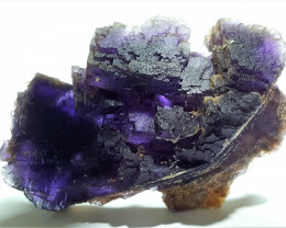 Amazing Natural Lovely color Damage free Gemmy Fluorite cluster 780Cts-P