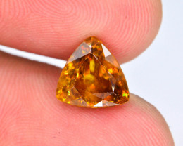 Persian Cut~Rare AAA Astonishing Fire 2.20 ct Imperial Sphene ~ AG