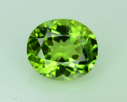 Amazing Green Color 3.95 ct Peridot ~Jewelry Piece
