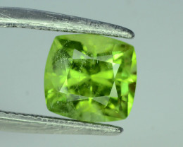 Lovely Green 3.15 ct  Peridot Ring Piece