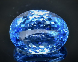 39.17 Crt  Topaz Faceted Gemstone (Rk-99)