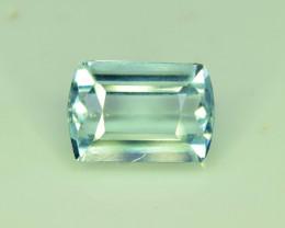 NR 3.20 cts Natural Aquamarine Gemstone