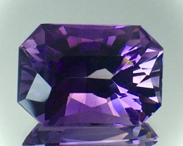 9.85 Ct Natural Amethyst Top Cutting Top Quality Gemstone.ATF 06