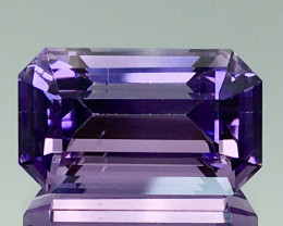 9.65 Ct Natural Amethyst Top Cutting Top Quality Gemstone.ATF 10