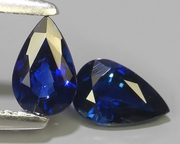 1.02 CTS EXCELLENT NATURAL ULTRA RARE MADAGASCAR  BLUE SAPPHIRE!$450.00