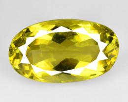 9.33 Cts Huge Natural Lemon Quartz Gemstonestone