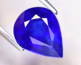 Ceylon Sapphire 4.07Ct Royal Blue Sapphire DF3019/A23