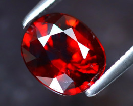 Almandine 1.86Ct Natural Vivid Blood Red Almandine Garnet DF3024/B3