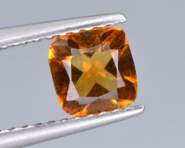 Natural Madeira Citrine 0.61 Cts Good cutting and Top Luster