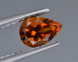 Natural Madeira Citrine 0.66 Cts Good cutting and Top Luster