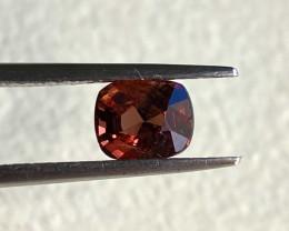 1.52ct dark red spinel