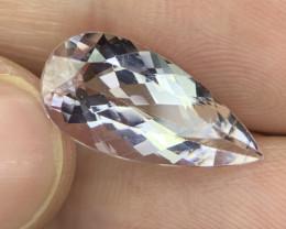 5.70 Cts Natural  Morganite Gemstone