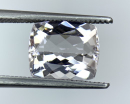 3.00 Cts Natural Brazil cut Morganite Gemstone
